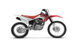 Honda CRF230F 2017 Dirt Bike Rentals Jaco Costa Rica