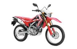 Honda CRF250L 2017 Motorcycle Rentals Jaco Costa Rica